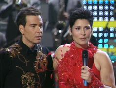 David Meca y Rosa L?pez
