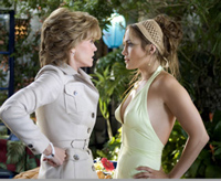 Jennifer y Jane Fonda