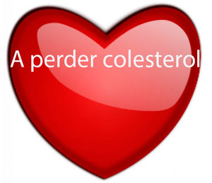 A perder colesterol