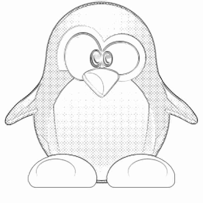 Galería de fotos e imágenes de caricaturas de pinguinos bebes .